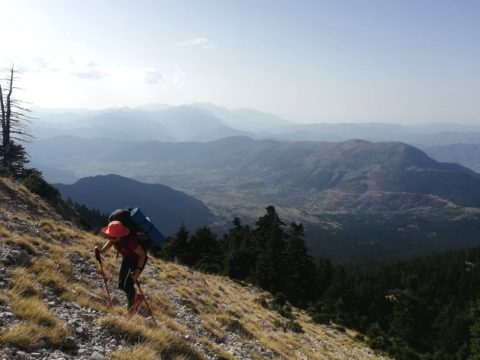 Aconcagua hiking