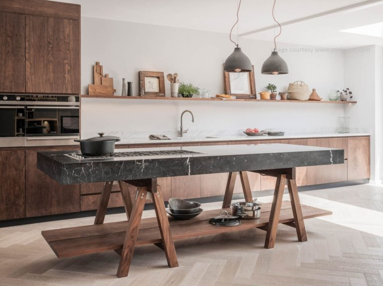 Be on Trend with Latest European Kitchens