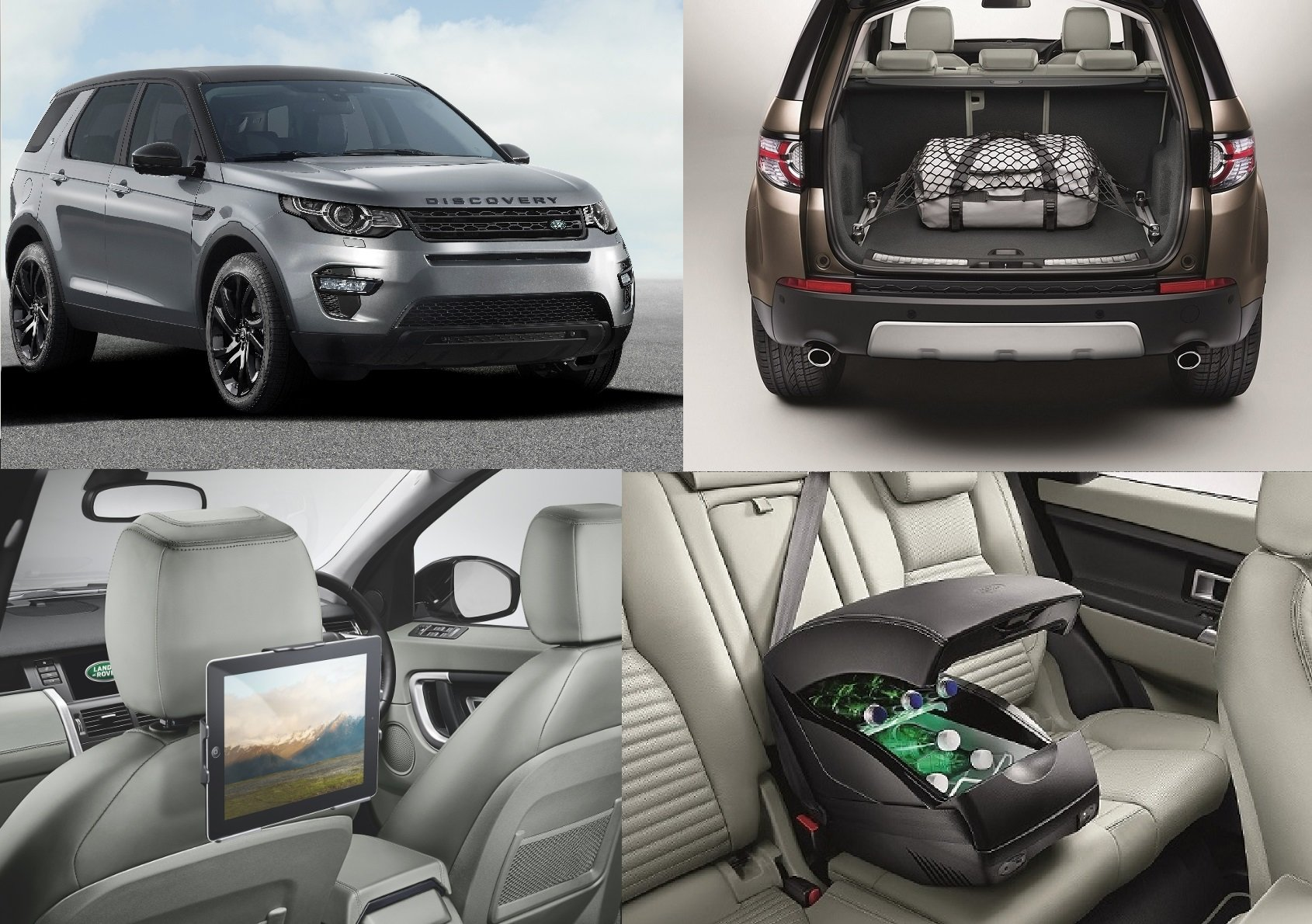 Finding the Right Accessories for Your Land Rover Discovery