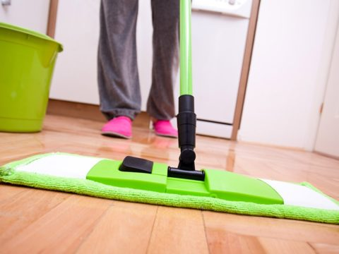 Psychological Benefits of home cleaning