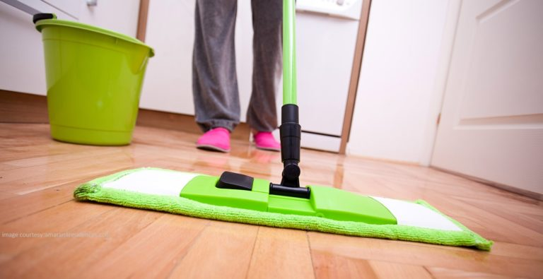 Did You Know Cleaning Your Home has Psychological Benefits?