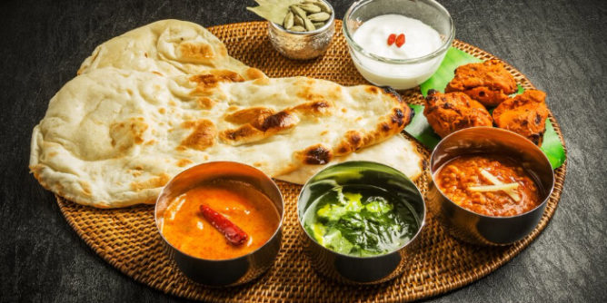 Indian food in Christchurch