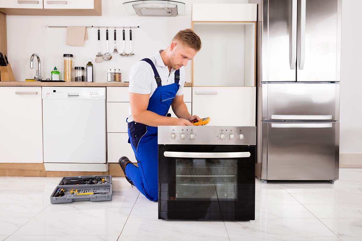 Appliances repair near me – booked now!