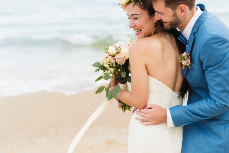 The Perfect Beach Wedding