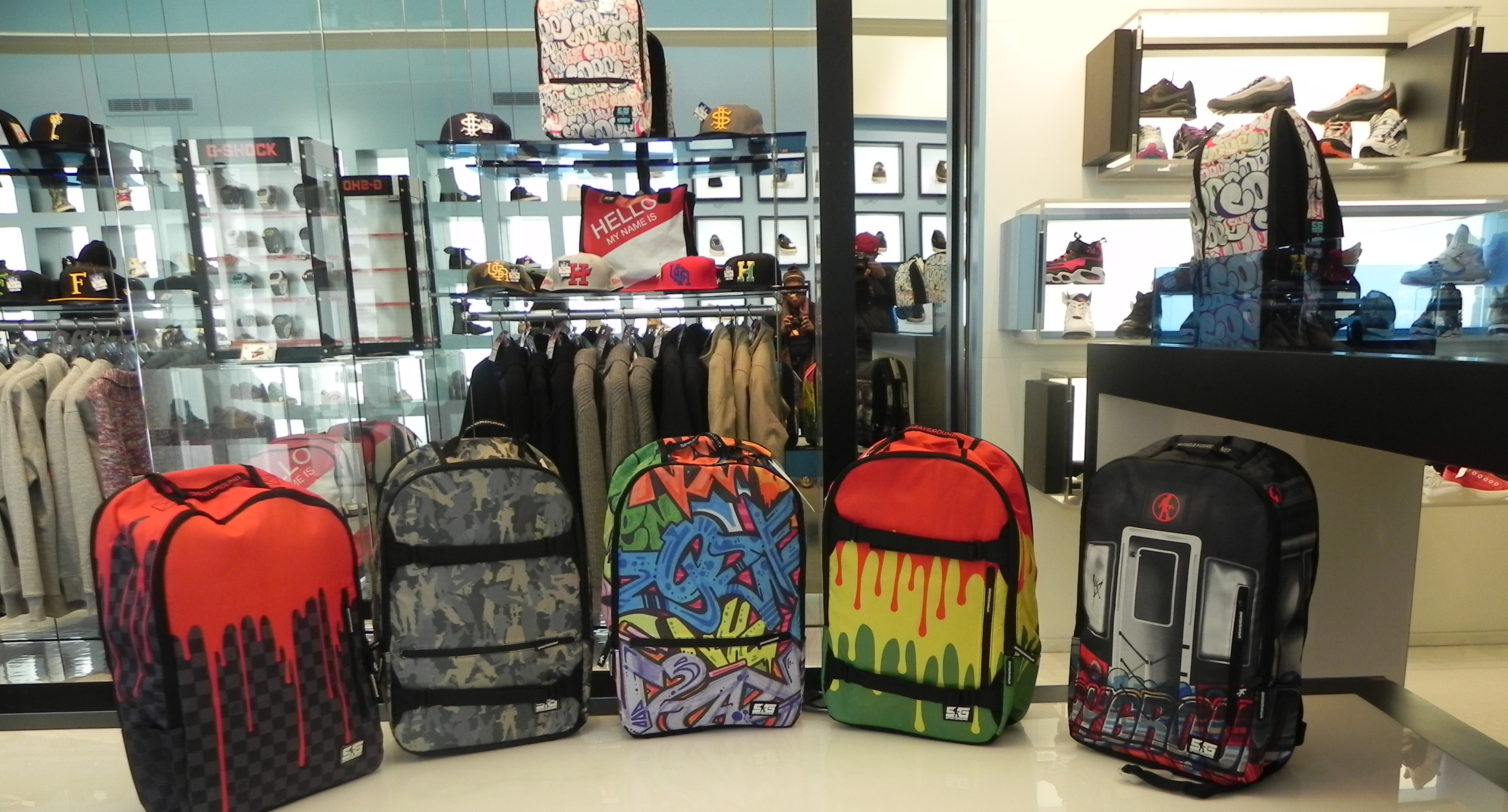 How Sprayground Bags Are Changing The Future of Backpacks