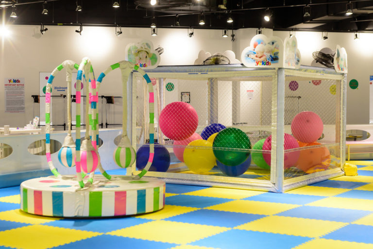 The Kids Indoor Playground Chronicles