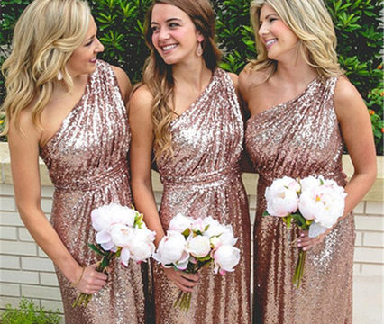Plus-Sized Bridesmaids