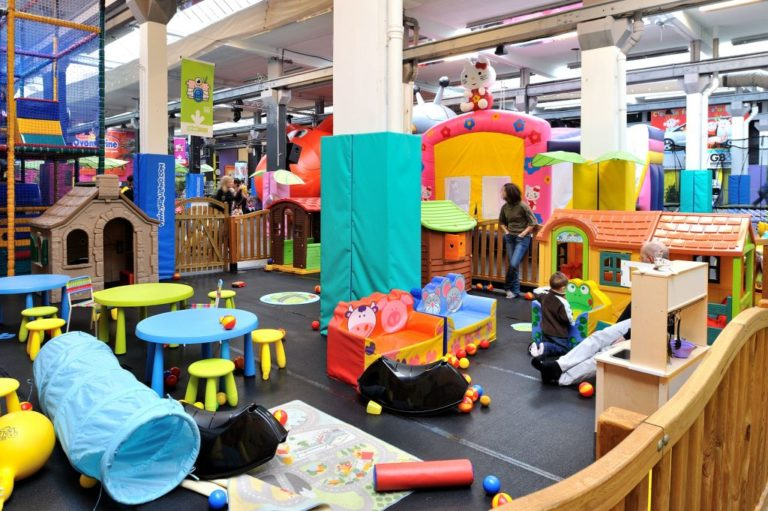 Enjoy Unlimited Fun Through Indoor Play Structures