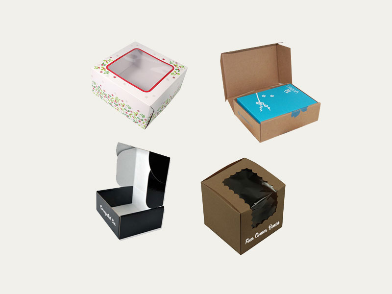 Important types of custom corrugated Pie boxes
