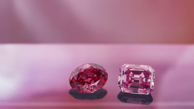 The color classification of the diamond
