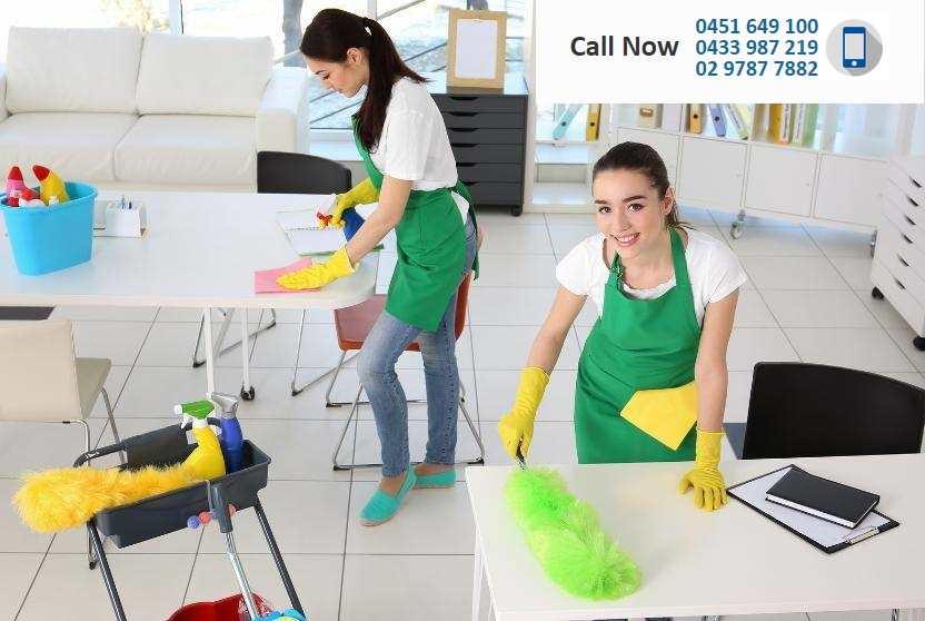 Cleaning Company in Sydney for All Your Cleaning Needs