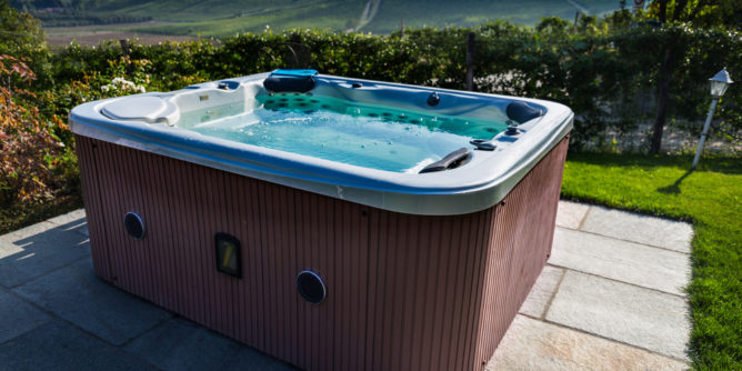 hot tub for sale UK
