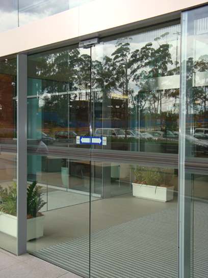 Why choose shop automatic sliding doors?