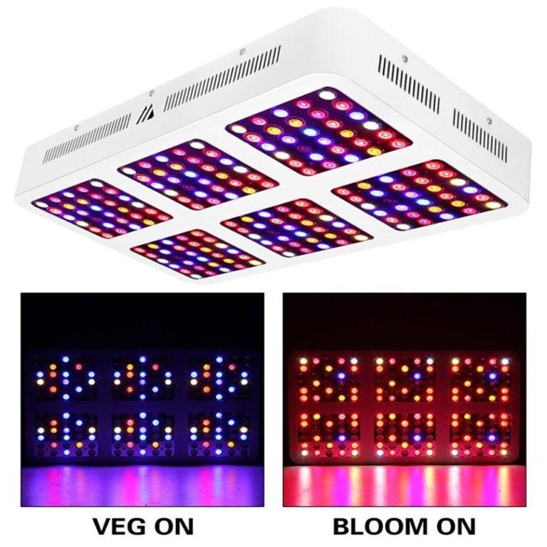 White Grow Lights at Morsen LED