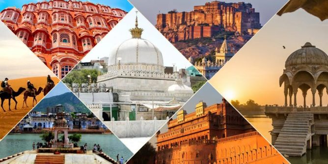 rajasthan trip for 5 days