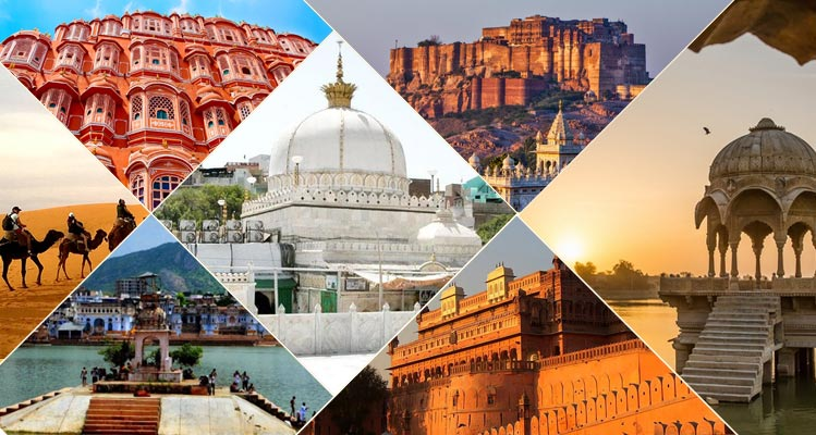Visit Rajasthan and North India with Best Combos