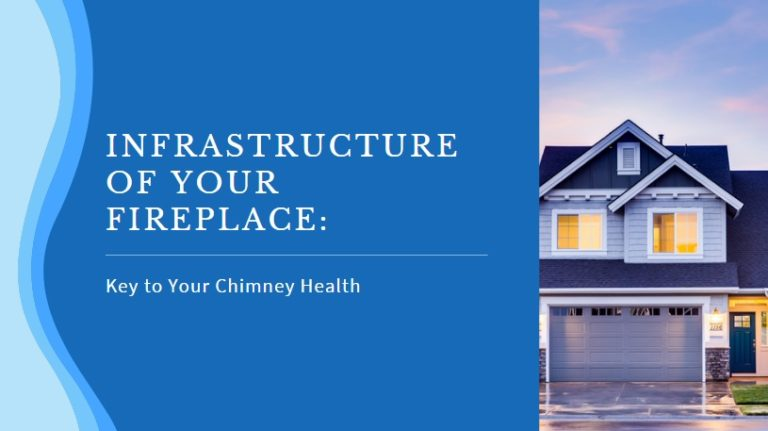 Infrastructure of Your Fireplace: Key to Your Chimney Health