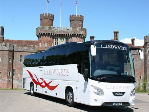 coach hire Sussex