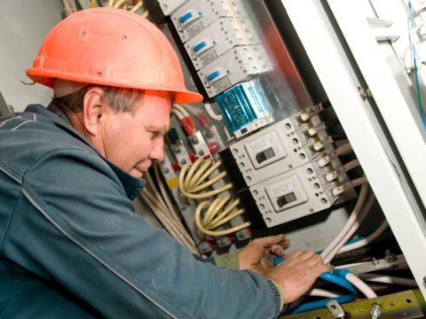 Electrician in Edmonton
