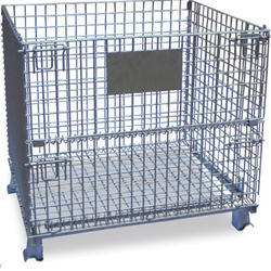 All You Need to Know about Wire Mesh Container
