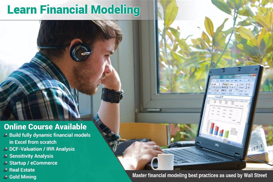 Using a Startup Financial Model Template in Excel