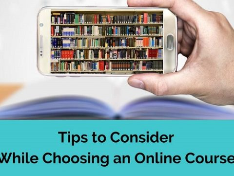 Tips to Consider While Choosing an Online Course