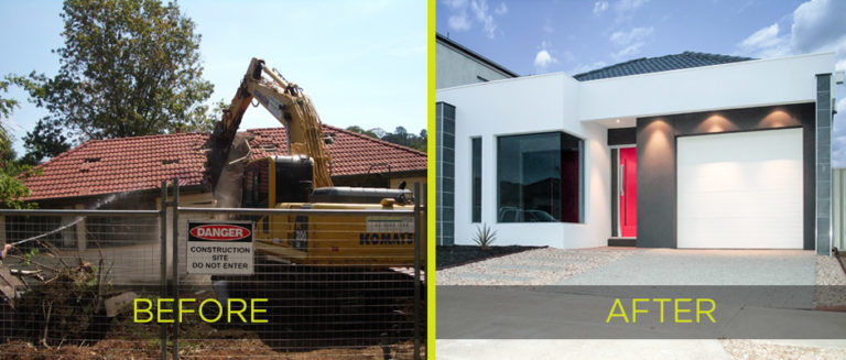 Get help from NDA projects for best Canberra knock down rebuild