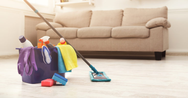 5 Best Ways to Keep your House Clean