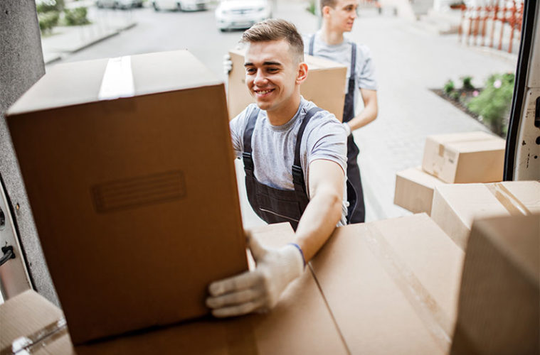 How shifting has become easy through house removals