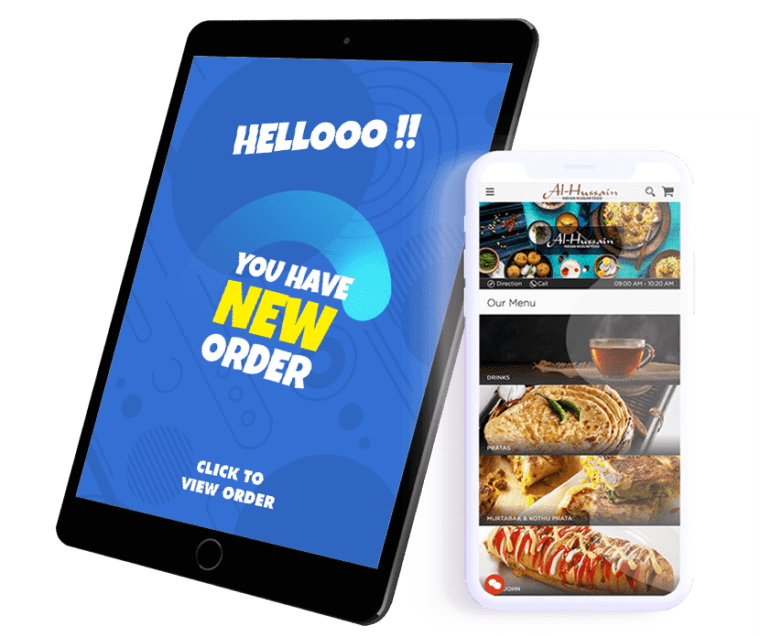Online Selling Platform to Enhance Your Experience of Restaurant Management in Smart Way