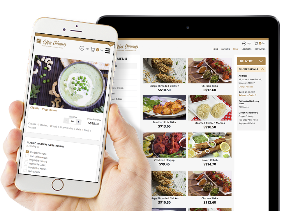 Enjoy the Delicious Food through Best Food Delivery App