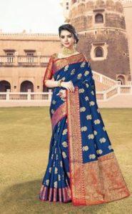 Amazing Handloom silk saree