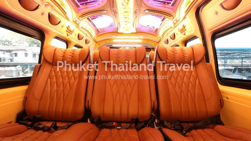 Excellent Transport services of Phuket airport