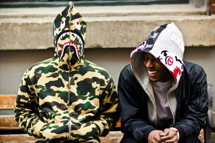 Opting for the bape brand clothing for the best results