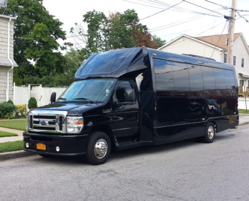 The Best Party Minibus For A Large Group Of People
