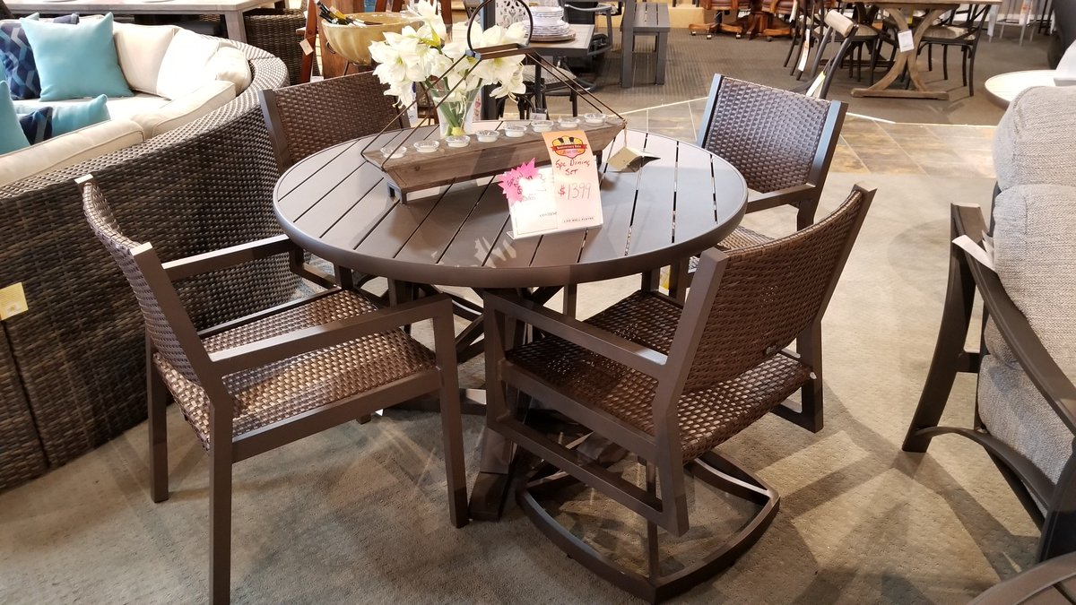 Mistakes Everyone Makes When Buying All State Patio Furniture