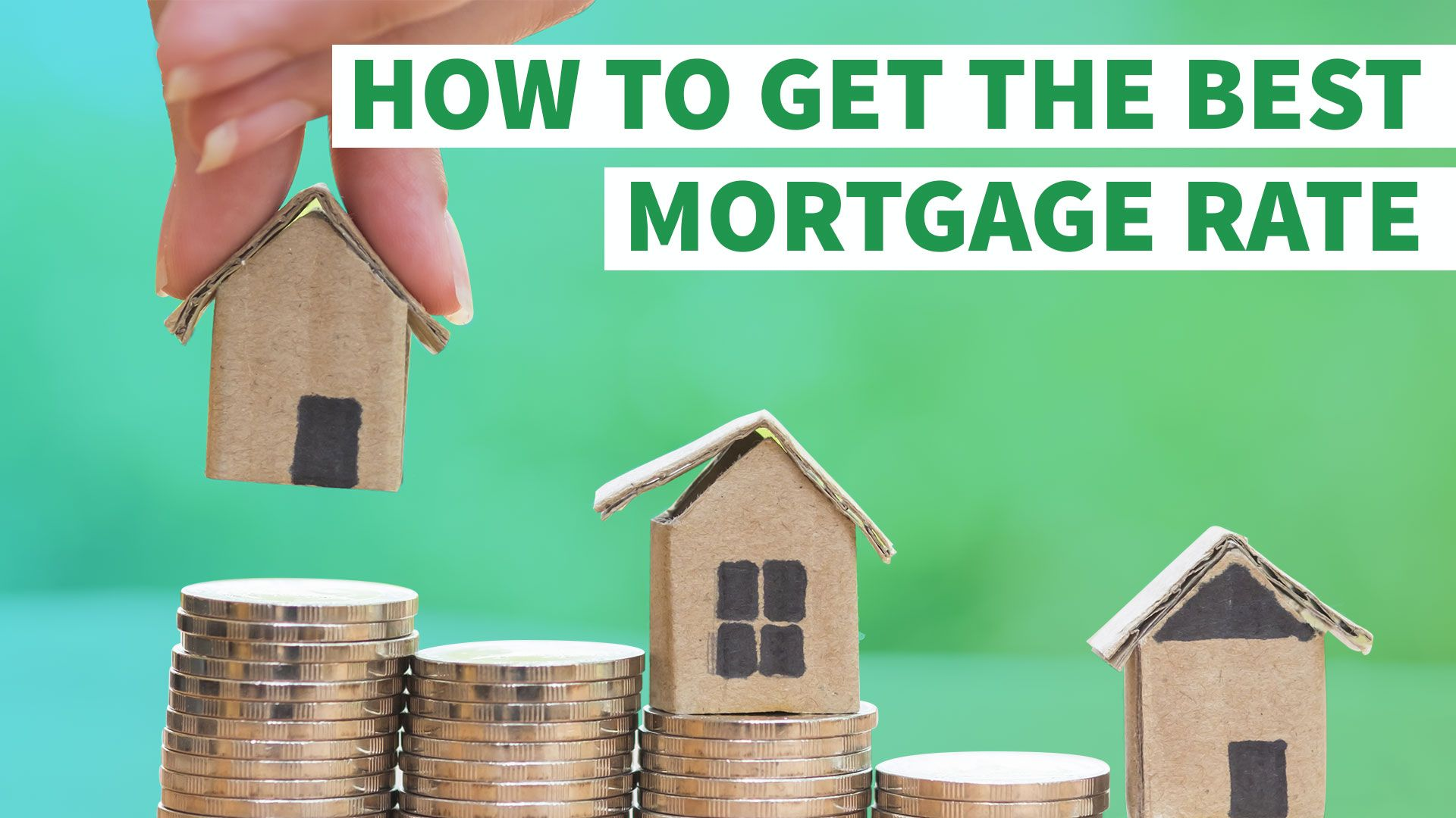 4 Easy Things to Do to Get the Best Mortgage Rates in Houston