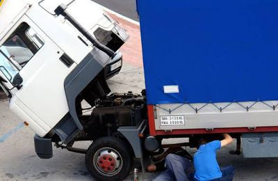 How to become a Volvo Truck Mechanic