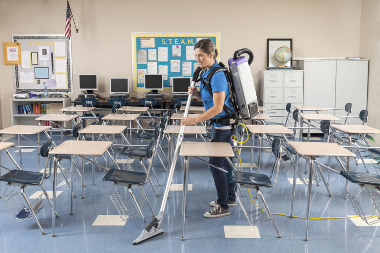 Best school cleaning through professional cleaners in Canada