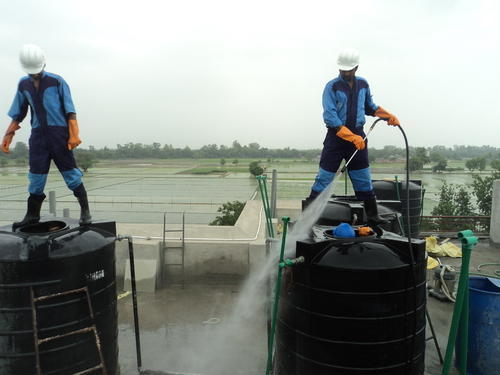 Everything to know about Water Tank Cleaning