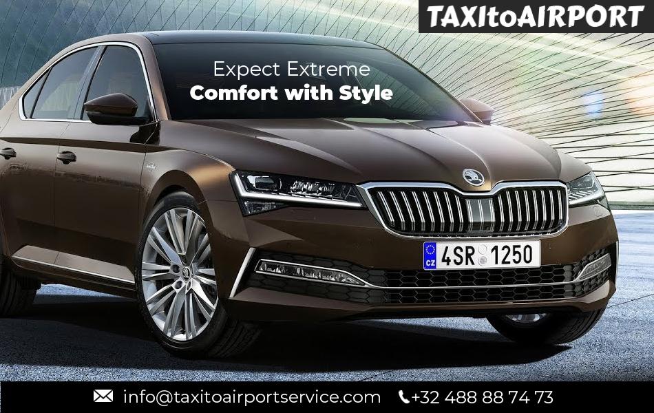 Taxi pour l'aéroport Paris-Charles De Gaulle – Le moyen le plus confortable de voyager!