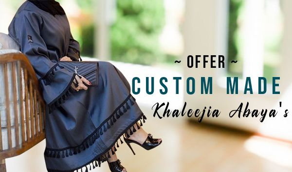 Visit The Best Abaya Shops In Dubai!