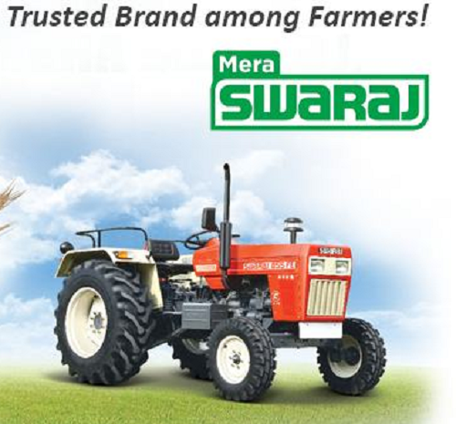 How to Choose Perfect Tyres for Your Swaraj Tractor