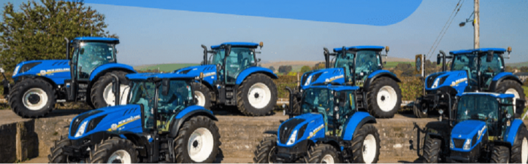 New Holland Tractor – Good Income Source For Farmers
