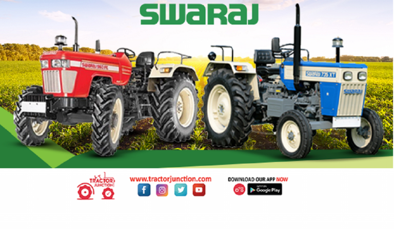 How Swaraj Tractor is Beneficial for Gardening