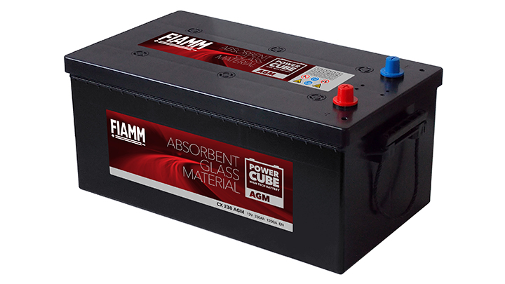 The Batteria AGM fiamm features which make it more demandable