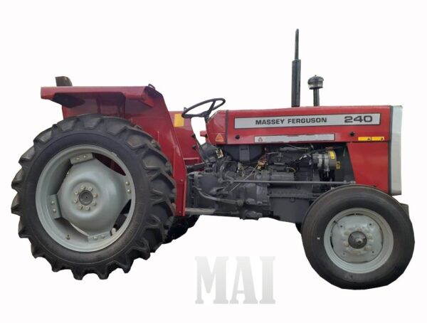Importance Of Massey Ferguson 240 Tractor  Today's Farmer Life