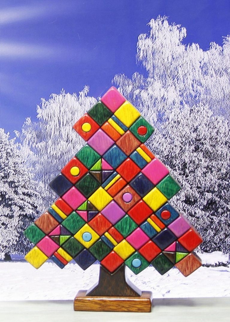 Wooden Christmas Trees for Sale – Start Festival Celebration in Different Way