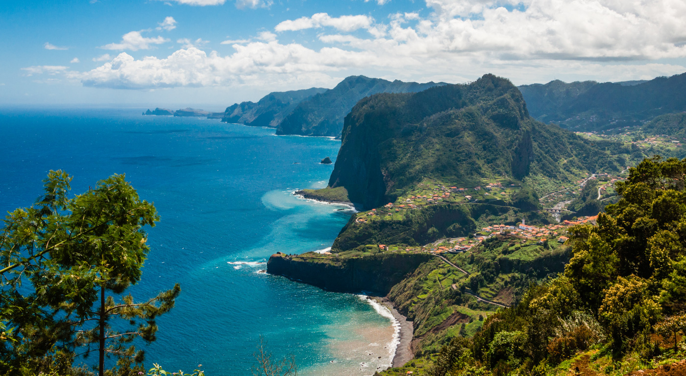 Top 5 places to visit in Madeira Island