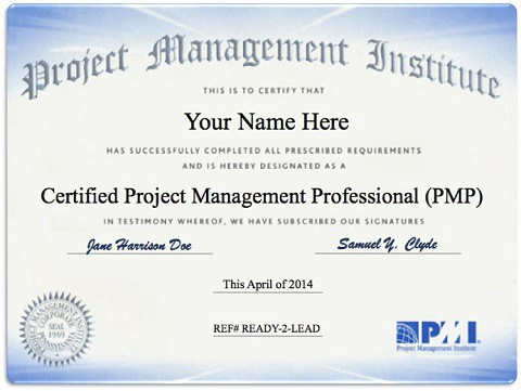 Buy PMP Certification without Exams – Apply at Buy PTE Certificate Online